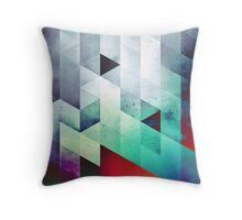 cyld stykk Throw Pillow