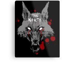 The North Metal Print