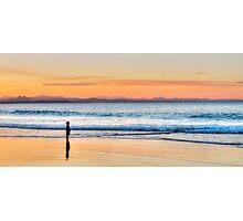 Beach Boy Photographic Print