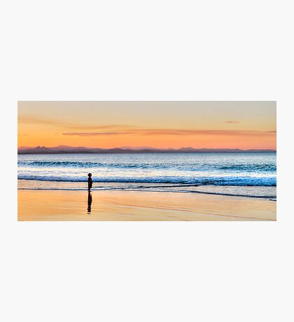 Beach Boy Photographic Print