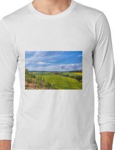 The Field Scenery Long Sleeve T-Shirt
