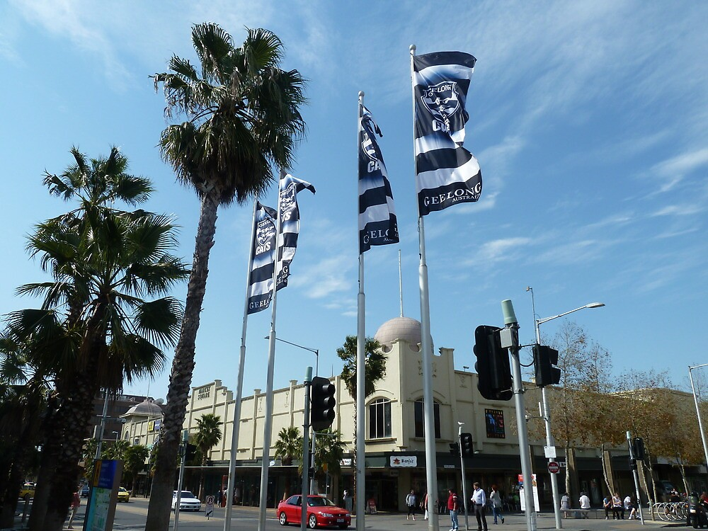 Geelong Premier City by amkaberry