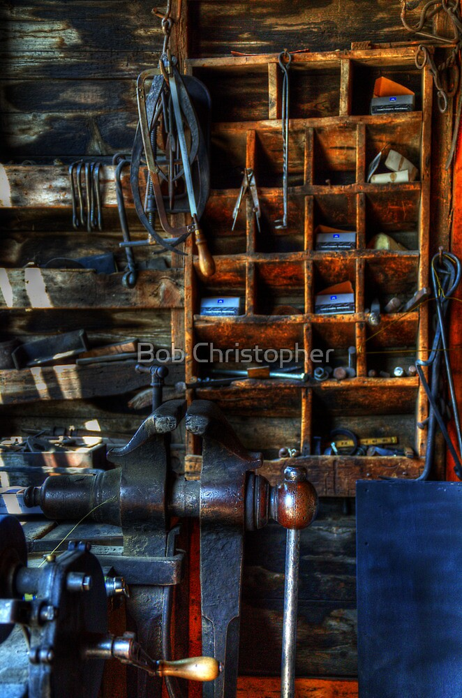 The Shop by Bob Christopher