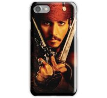 Johny Deep  iPhone Case/Skin