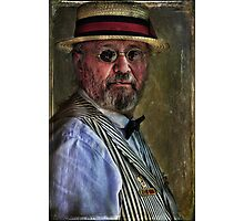 Wildwest Character Photographic Print