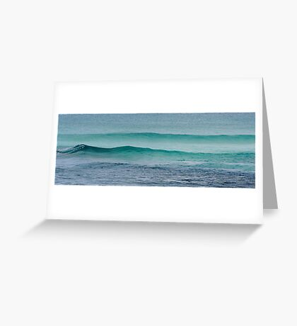 Esperance Canvas - Western Australia Greeting Card