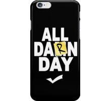 'All Damn Day' Parody. iPhone Case/Skin