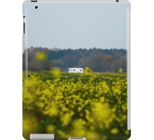 Hidden from the city noise iPad Case/Skin