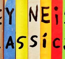 Casey Neistat Classics  Sticker
