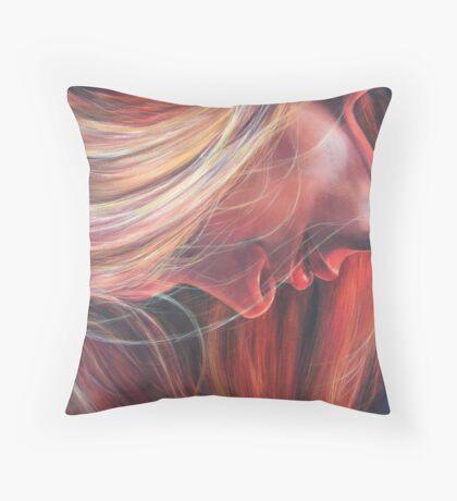 'Flame' Throw Pillow