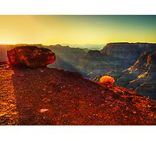 Rock of ages Photographic Print