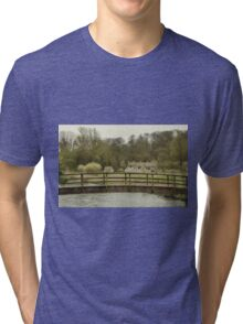 Early Spring in the Counties Tri-blend T-Shirt