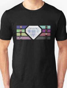 Pixel White Diamond | Community T-Shirt