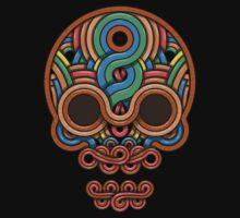 Celtic Skull One Piece - Short Sleeve