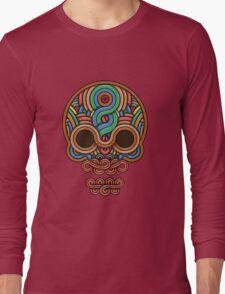 Celtic Skull Long Sleeve T-Shirt