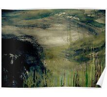 dusk mist... upper valley Poster