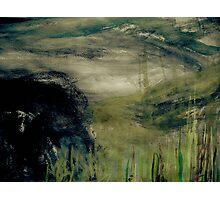 dusk mist... upper valley Photographic Print
