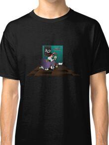 Steampunk acid chemist Classic T-Shirt