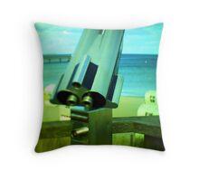Telescope Throw Pillow