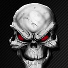 Skull  by Mikeb10462
