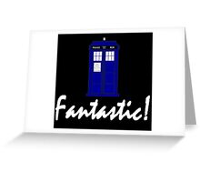 """Fantastic!"" Greeting Card"