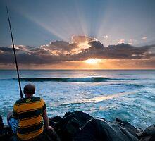 The Fisherman by Ian  Clark