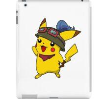 Teemo Pikachu iPad Case/Skin
