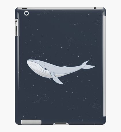 The Whale In The Night iPad Case/Skin