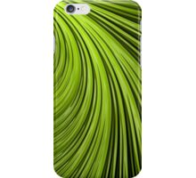 Green Flow Abstract iPhone Case/Skin