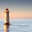 Talacre Lighthouse by Jeanie
