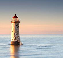 Talacre Lighthouse by Jeanie