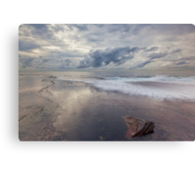 Mona Vale Reflections & Movements Canvas Print