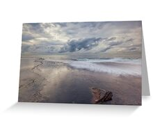 Mona Vale Reflections & Movements Greeting Card