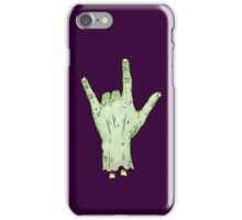 Rock'n'Rise iPhone Case/Skin