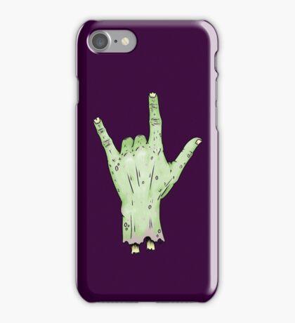Rock'n'Rise iPhone Case/Skin