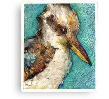 Kookaburra Canvas Print
