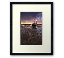 Basking Buffa Framed Print