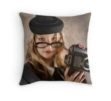 Kodachrome Moment Throw Pillow