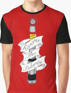 """""""Reverse The Polarity"""" Graphic T-Shirt"""