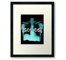 Scrubs Framed Print