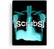 Scrubs Canvas Print