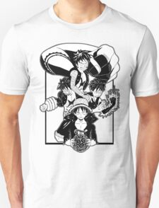 One Piece Gears Unisex T-Shirt