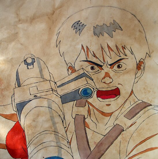 Kaneda by anticus50