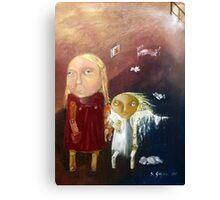 Road To Dream Canvas Print