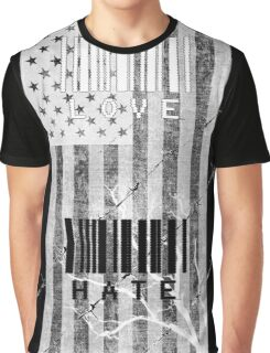 Love and Hate #2 Graphic T-Shirt