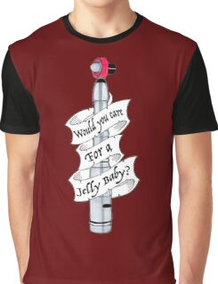 """""""Would You Care For A Jelly Baby?"""" Graphic T-Shirt"""