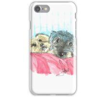 Puppies iPhone Case iPhone Case/Skin