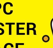 Glorious PC Master Race Sticker