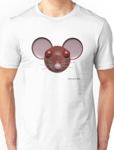 Mice on a Dice Psychedelic Eyes Unisex T-Shirt
