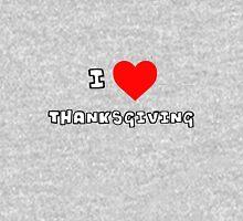 I Heart Thanksgiving Unisex T-Shirt